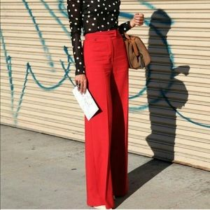 Textured Lexie Fit Trousers